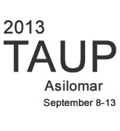 TAUP 2013