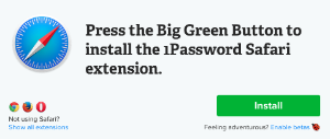 1Password 6 Web Browser Extensions for Mac - Cyber Security